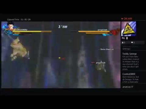 Dragon Ball Xenoverse 2 Gameplay #1