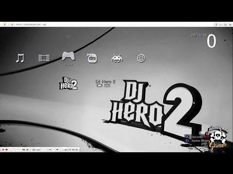 Emulador PS2 PSX y PSP en PS3 con CFW 4.82