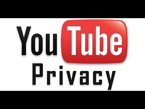 how to make your youtube comments/likes private jun 2013
