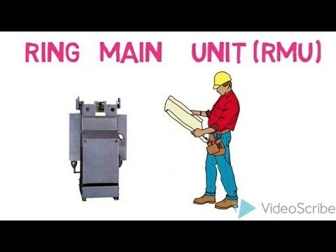 Ring Main Unit (RMU)  dewa new 2018
