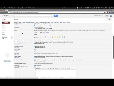 Gmail - How to Enable Undo Send