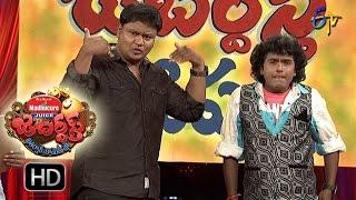 BulletBhaskarSunamiSudhakarPerformance – Jabardasth - 1st September 2016– ETV  Telugu