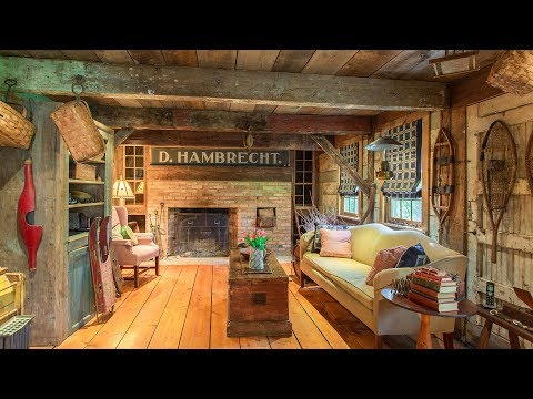 The Most Magnificently-Restored Farmhouse in New York