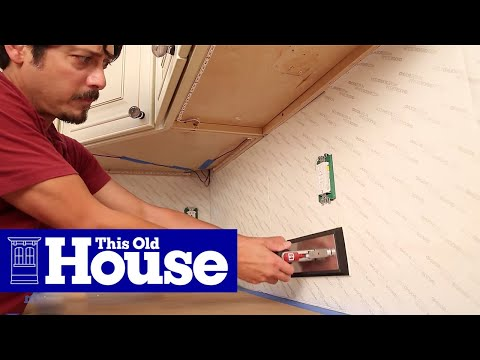 How to Install a No-Sweat Backsplash