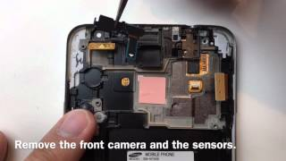 Black Screen fix for Galaxy Note 4,3,2 or Unresponsive display Fix