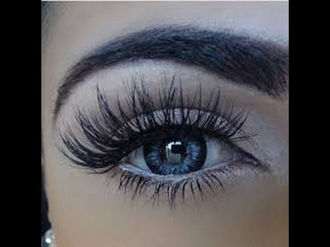 DIY Eyelash Growth Fast | Natural Remedies By Saba Health Beauty Tips