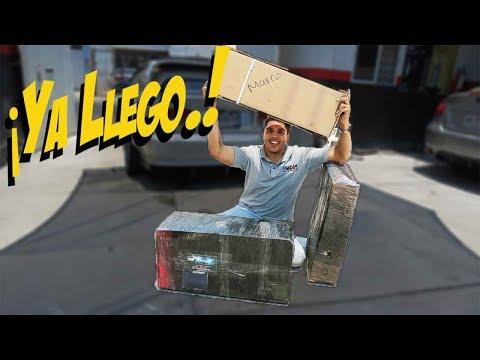 Llego un paquete para el civic / Unboxing / Marco MAAP Carshop