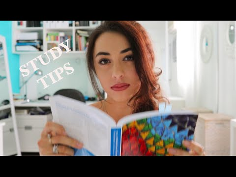 Law Student Study Tips