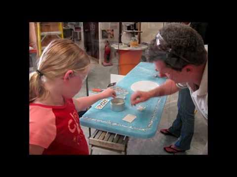 Recycled Glass Bath Ideas