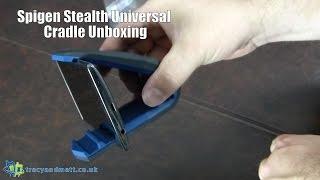 Spigen Stealth Universal Cradle Unboxing