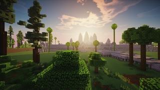 Minecraft AngKorWat(Khmer Gamer)