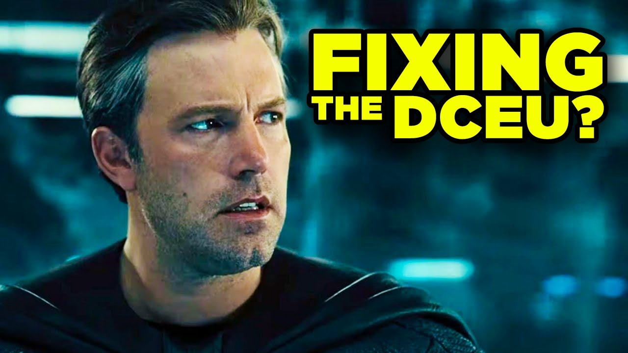 Can the Snyder Cut SAVE THE DCEU? Zack Snyder Justice League DC Relaunch! | BQ