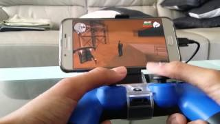 PS4 DS4 (Dual Shock 4) Controller delayed bluetooth input