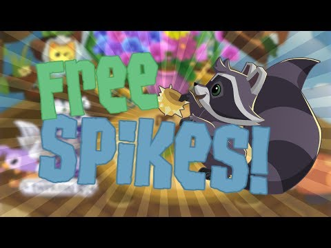 ANIMAL JAM II HOW TO GET A FREE SPIKE COLLAR!! WORKS!! (2017)
