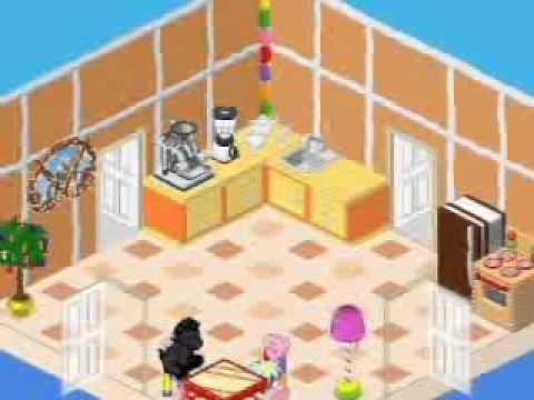 My Webkinz House