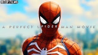 Spider-Man PS4 is a Perfect SPIDER-MAN Movie