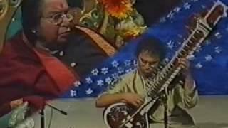 Sahaja Yoga Meditation Music - Subendra Rao Plays Rag Bageshri