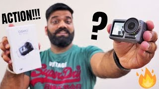 DJI Osmo Action Unboxing & First Look - The Best in Action???🔥🔥🔥