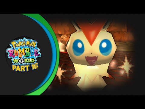 Pokémon Rumble World Walkthrough: Part 16 - The Ultimate Capture! [HD]