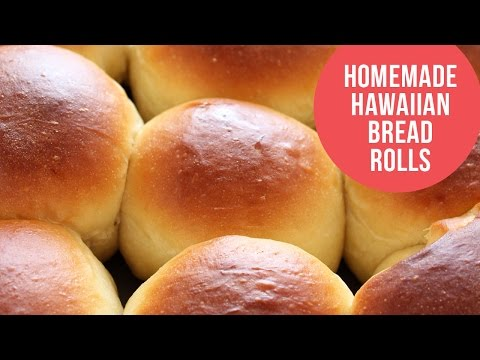 Homemade Hawaiian Bread Rolls | Copycat Recipe