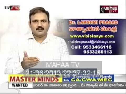 Vatsayana mantra Dr Lakshmi prasad Premature Ejaculation (seegrasthalasthambanam)