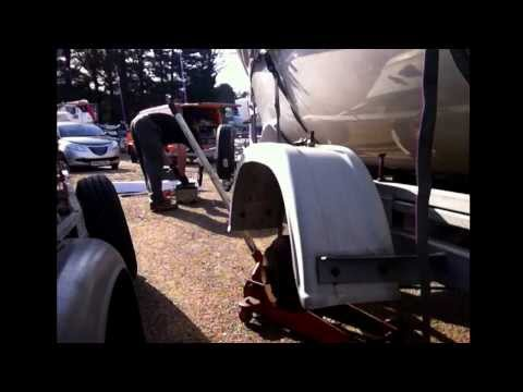 How to remove an Alko drum