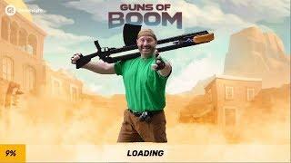 "The ""Guns Of Boom"" Hand Grenade Challenge"