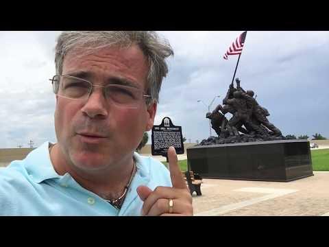 Iwo Jima Monument, Cape Coral FL