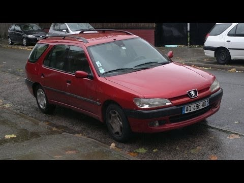 LHDAUTO PEUGEOT 306 ESTATE LEFT HAND DRIVE FOR SALE IN UK
