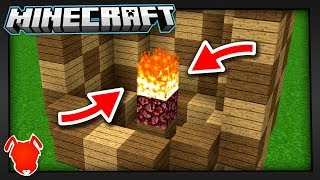 Fire + Your Minecraft Build = SAFE?!