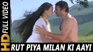 Rut Piya Milan Ki Aayi   Kavita Krishnamurthy, Sukhwinder Singh   Yateem 1988   Sunny Deol, Farah