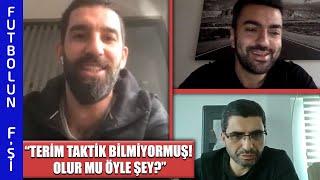 Arda Turan, Diego Simeone, Fatih Terim... | Futbolun F'si