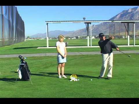 Beginner Golf Lesson - Chipping