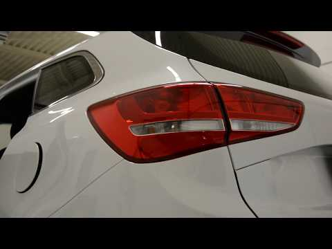 Rear tail light removal replacement Kia Cee'd exterior part