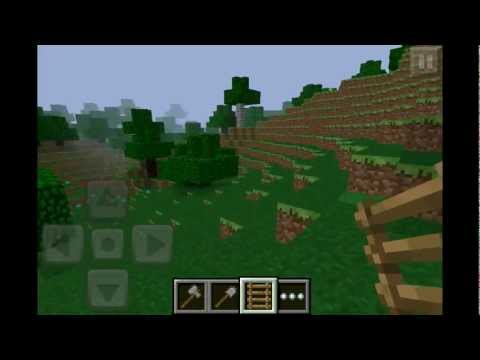 Minecraft - Pocket Edition | Creative Gameplay