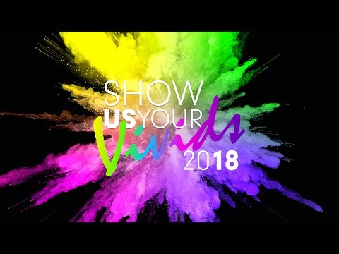 2018 Show Us Your VIVIDS Contest is here!