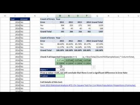 Excel Magic Trick 1208: Combine 4 Columns into 1 Table For PivotTable Report (without Power Query)