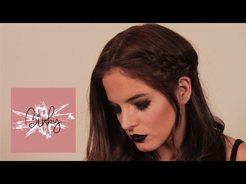 Modern Gothic Makeup | Binky Felstead