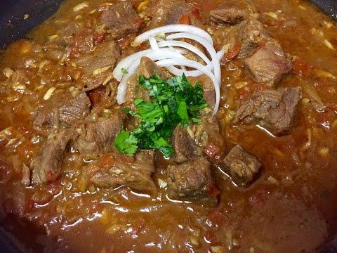 Meat Masala Using Shan Masala Mix