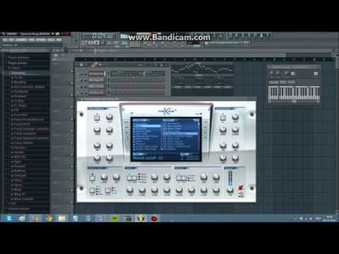 FL studio beginners tutorial: How to make a drop like Avicii