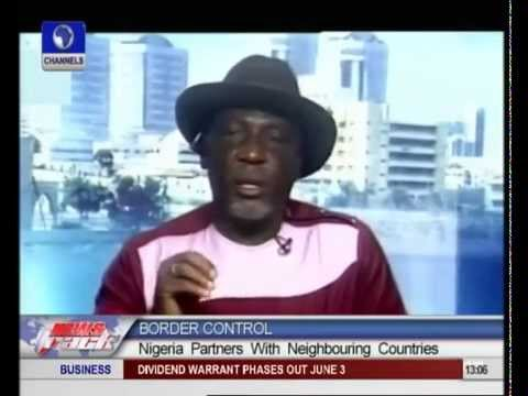 Border Control:Nigeria partners with neighbouring countries