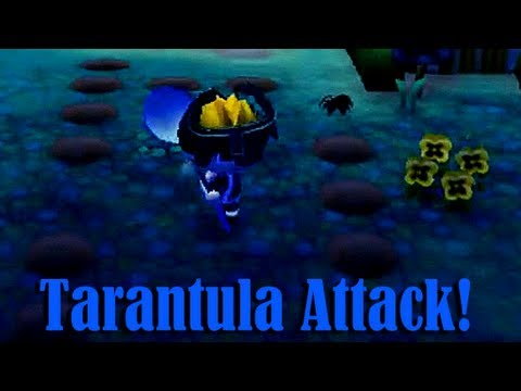 Animal Crossing New Leaf: Tarantula's have Gotten Smarter.... A LOT Smarter...