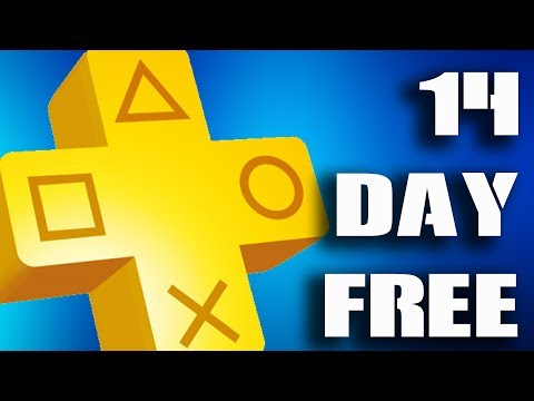 14 Days FREE PS PLUS November 2017 Discounts - FREE PS4 Avatars