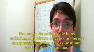 """""""Lingua Latina est via certa ad sapientiam"""" - CURSO DE LATIM DO INSTITUTO ANGELICUM"""