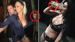 10 Most Shocking WWE Wrestlers Who Party & Drink in Real Life