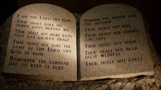 The Ten Commandments: Are Our Laws Really Based On Them?