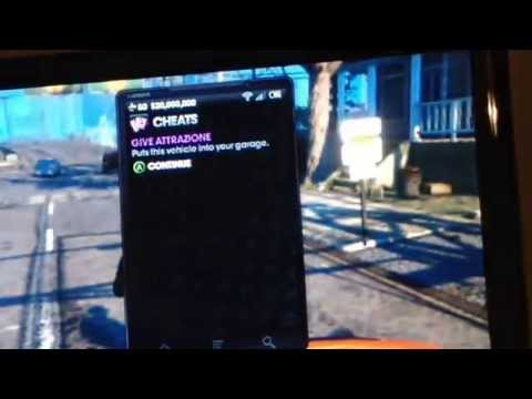 Cheat code how to get a Lamborghini and a VTOL on saints row 3