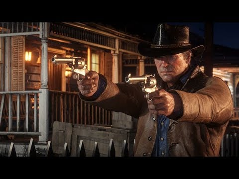 Red Dead Redemption 2 - Tour
