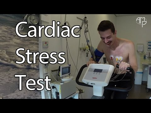 Cardiac stress test after 2 years of heart issues