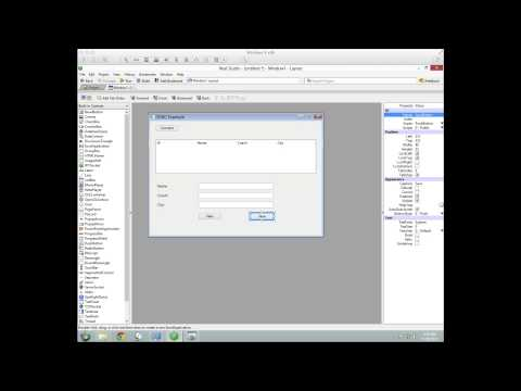 Connecting to Microsoft Access using ODBC